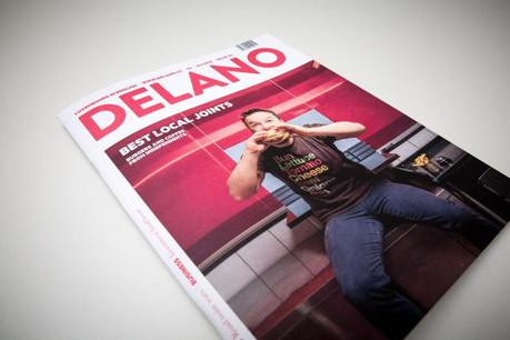 Delano, le magazine anglophone mensuel pour la communauté internationale luxembourgeoise, est disponible le 11 mars en kiosque sur le territoire du Grand-Duché et sur delano.lu (Photo: Maison Moderne Studio)