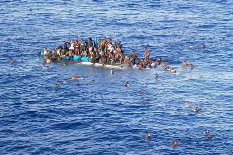 La question des trafiquants d'êtres humains en Méditerranée figure parmi les sujets qu'aborderont les ministres de la Défense. (Photo: DR)