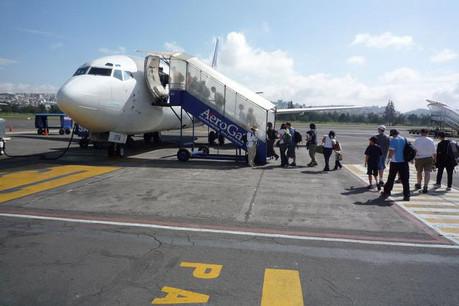 Les personnes empruntant des vols entre l'UE et des pays tiers verront leurs données conservées in extenso durant six mois et sous une forme anonymisée jusqu'à cinq ans. (Photo: Wikimedia commons)