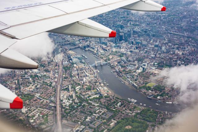 Luxair cherche des aéroports londoniens pour acheminer sa clientèle.  (Photo: Licence C.C.)