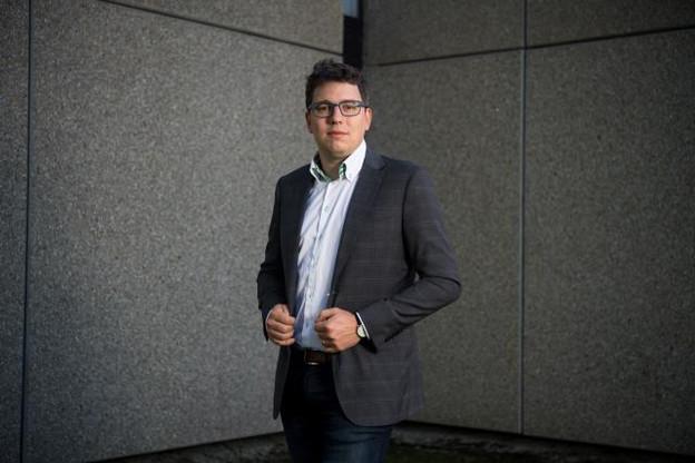 Pour Sven Clement, l'identité luxembourgeoise ne doit pas devenir un thème de campagne. (Photo: Nader Ghavami)