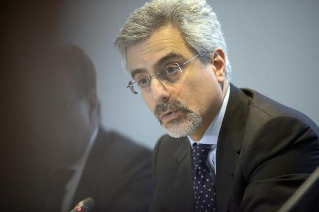 Karim Michel Sabbagh (SES): «Il y aura une synergie intéressante au niveau de la communication.»  (Photo: Christophe Olinger / archives paperJam)