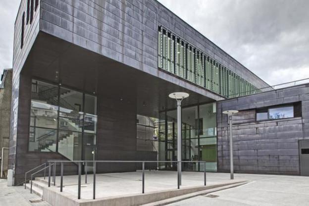 Le Centre de musique de Bonnevoie figure parmi les ouvrages phares de Beiler + François Architectes. (Photo: Christian Aschman)