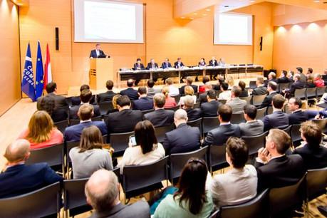 Les réviseurs d'entreprises ont tenu leur assemblée à la Chambre de commerce. (Photo: IRE)