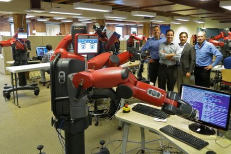 Les robots ne sont plus un fantasme, mais le début d'un marché. (Photo: Licence CC)