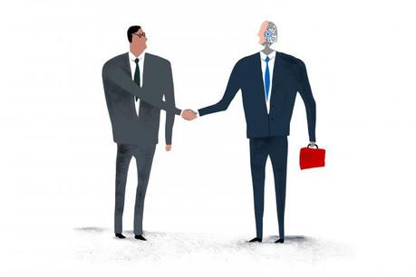 Les robots peuvent remplacer les conseillers dans le cadre d'une gestion discrétionnaire. (Photo: Maison Moderne)