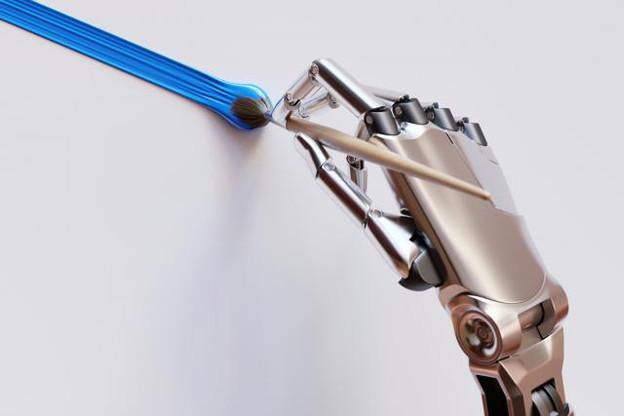 «Comment la technologie peut-elle réduire la pénibilité?», Ludovic Desgrée, cofondateur de Mexence, propose une solution innovante: un robot-peintre. (Photo: Fotolia / Sergey)
