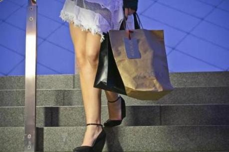La chasse aux emplettes commence ce vendredi, mais n'enchante pas les commerçants. Et c'est un euphémisme. (Photo : Etienne Delorme /archives)