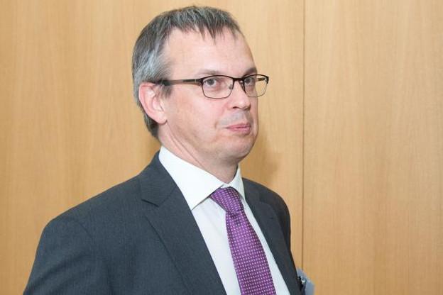 Marc Hengen, le président du comité de direction de l'Aca, a plutôt mal avalé la pilule envoyée par les syndicats. (Photo: Charles Caratini / archives)