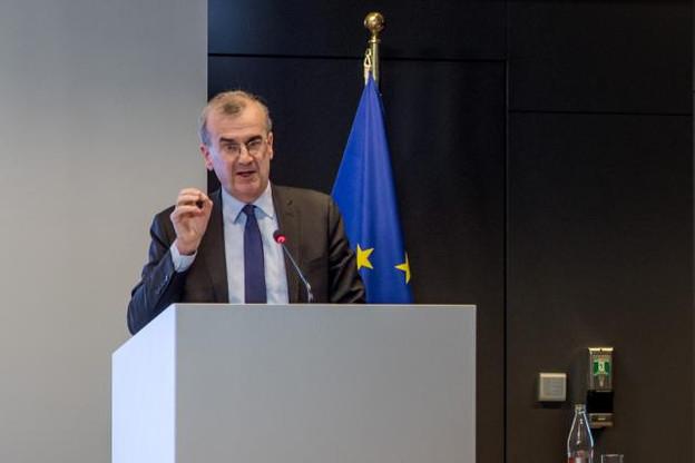 Il faut construire la souveraineté économique en privilégiant l'innovation, selon François Villeroy de Galhau. (Photo: Nader Ghavami)