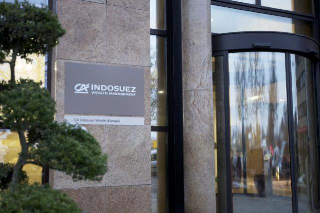Le siège de CA Indosuez Wealth Management à Luxembourg-ville. (Photo: DR)