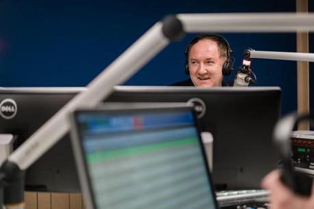 L'animateur Jean-Luc Bertrand a été confirmé dans la grille de rentrée de L'essentiel Radio. (Photo: Marion Dessard / archives)