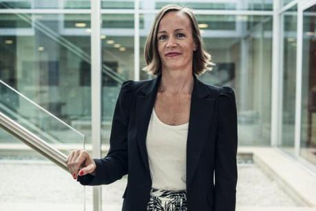 Héloïse Bock ajoutera, à l'étude d'avocats et à Servior, sa mission au Conseil d'État.  (Photo: Mike Zenari)
