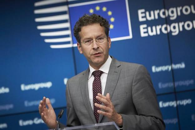 «Je suis heureux d'annoncer que nous avons conclu un accord sur tous les éléments», s'est félicité Jeroen Dijsselbloem, le président de l'Eurogroupe. (Photo: DR)