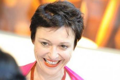 Netty Thines, administrateur délégué de Mediation (Photo: David Laurent/Wide/archives)