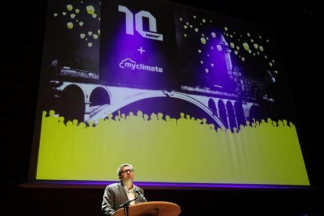 La soirée finale de l'opération MyClimate annoncée par paperJam lors de son dixième anniversaire aura lieu le 6 octobre. (Photo: Luc Deflorenne/archives)