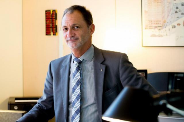 Marc Hemmerling: «Sans informatique, le développement de la place financière ne serait pas possible.» (Photo: Jessica Theis)