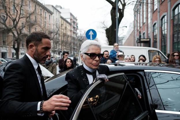 Le créateur Karl Lagerfeld est décédé ce mardi à Paris. (Photo: Shutterstock)