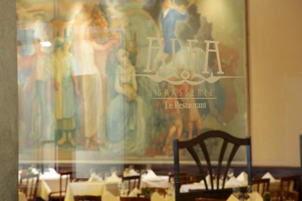La Brasserie Alfa subit le même sort que l'Hôtel: fermeture temporaire. (Photo: LaLa La Photo / archives)