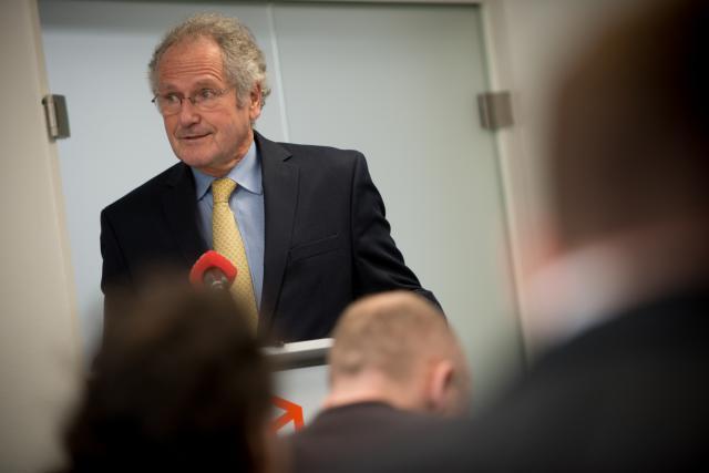 Paul Helminger a été choisi notamment en raison de ses connexions susceptibles de faciliter l'expansion de SnapSwap. (Photo: Christophe Olinger / archives)