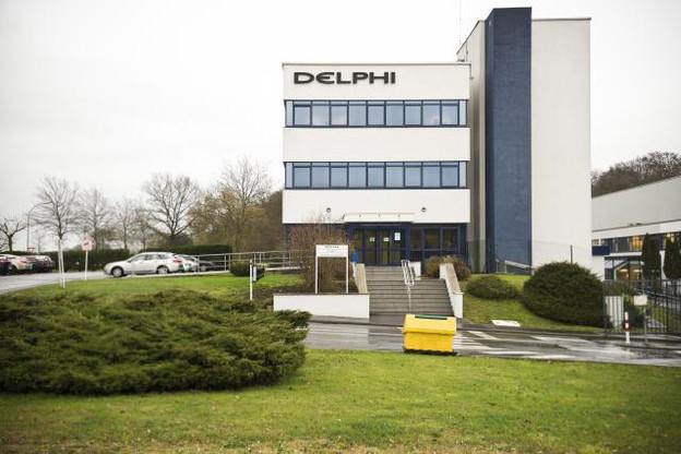 Le site de Bascharage de Delphi Luxembourg emploie aujourd'hui quelque 600 salariés. (Photo: Paperjam.lu / archives)