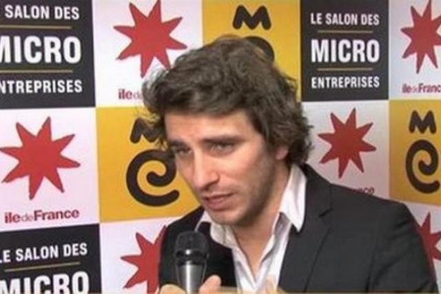 Jean-Christophe Bonicard, jeune « multi-entrepreneur », l'un des fondateurs de Life Up. (Photo : Life up)