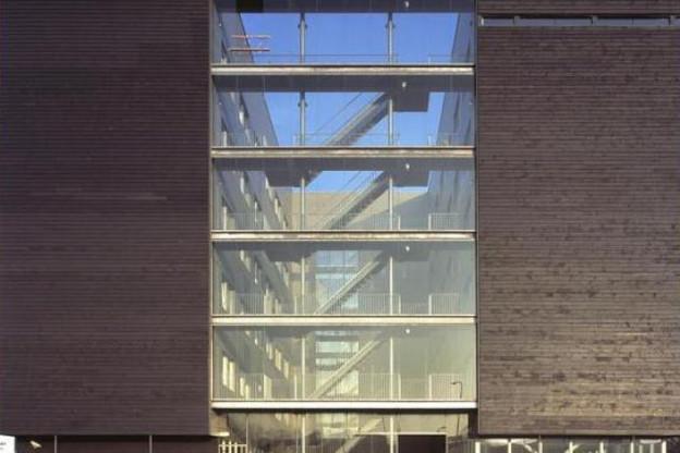 L'Ikea Hôtel à Delft, aux Pays-Bas, un projet conçu pour Inter Ikea. (Photo : Mimoa/ Knevel Architecten)