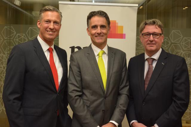 Pour les associés de PwC, la diversification économique du pays entraîne un attrait vers de nouveaux types d'actifs immobiliers, à l'instar des data centers.  (Photo: PwC Luxembourg)