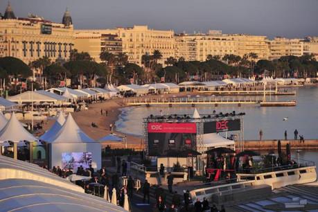 Les grands projets immobiliers se bousculeront à nouveau de mardi à vendredi sur les rivages de Cannes. (Photo: Mipim)