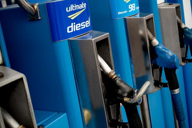 Les prix des carburants ont contribué en mai à freiner la hausse du taux annuel d'inflation en Europe. (photo: Jessica Theis / archives)