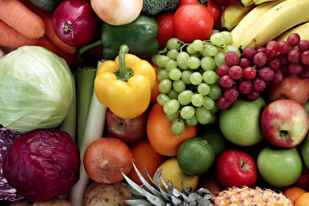 Les fruits et légumes comptent parmi les postes ayant le plus contribué à la baisse de l'inflation en Europe en mai.  (Photo: DR)