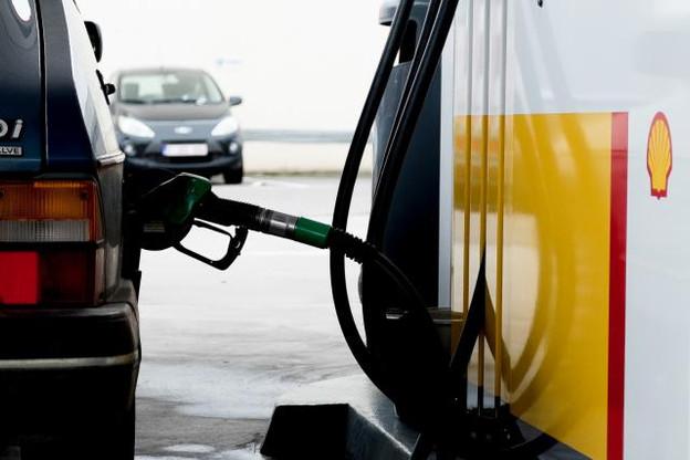 En décembre tout comme les mois précédents, l'inflation a été contenue par l'évolution négative des prix pétroliers. (photo: Jessica Theis / archives)
