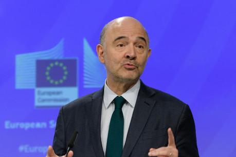 Pierre Moscovici ne veut pas punir, il veut prévenir.  (Photo: Commission Européenne)