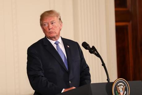 Nouveau risque de shutdown en l'absence d'accord sur le mur souhaité par le président Donald Trump à la frontière mexicaine. (Photo: Shutterstock)