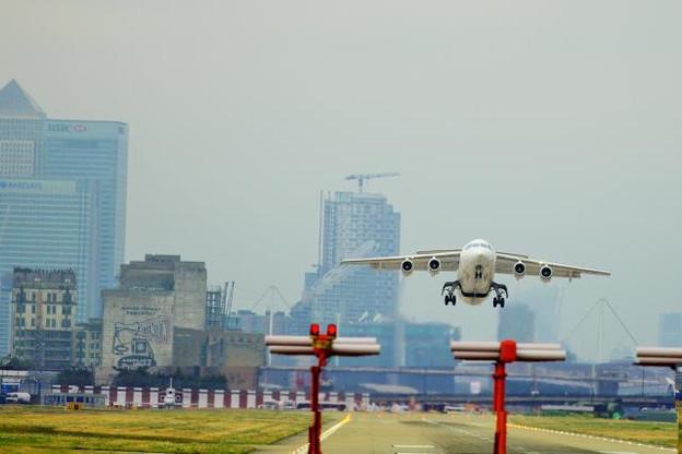 Londres-City est temporairement fermé au trafic aérien. (Photo: Licence C.C.)