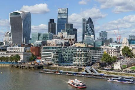 Opposée depuis 2013 au «bonus cap», la City sera heureuse de l'abroger une fois le Brexit consommé. (Photo : Wikimedia commons)