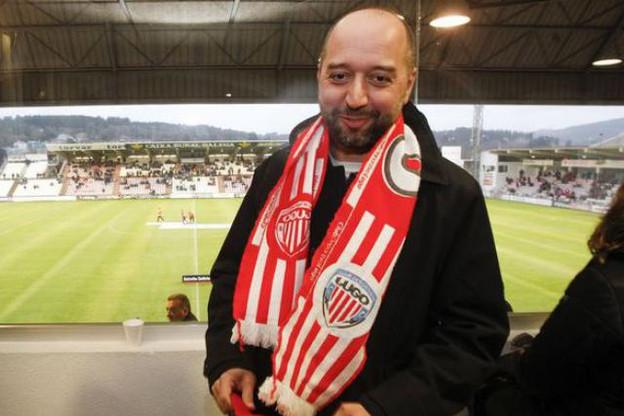 Avant le Losc, Gerard Lopez avait déjà tenté de racheter l'Olympique de Marseille, le RC Lens – autre club nordiste – et le club espagnol du CD Lugo. (Photo: DR)