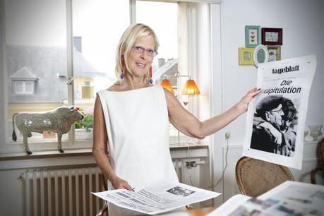 Pour Danièle Fonck, le Luxembourg doit «cesser de gémir; rétablir la confiance des citoyens». (Photo: Luc Deflorenne / archives)