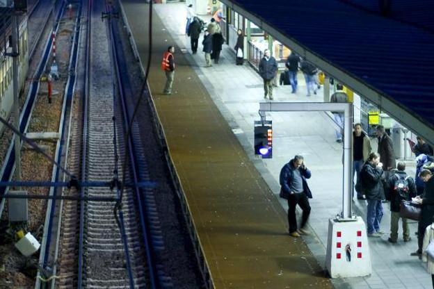 Le mardi 4 novembre, la gare de Luxembourg pourrait connaître un trafic nettement moins chargé que d'habitude en raison de la grève à la SNCF. (Photo: Étienne Delorme / archives)
