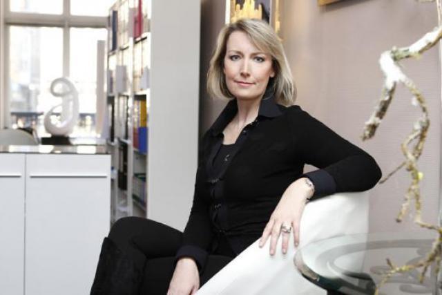 Carole Caspari (Altéa Immobilière) (Photo : Olivier Minaire)