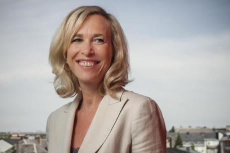 Sonia Rucquoy:«De belles opportunités de carrière sont aussi présentes à l'international, dans le domaine financier notamment.» (Photo: Julien Becker)