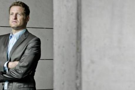 «Il n'y a pas de secret, Internet doit devenir le deuxième pilier de notre économie.» Claude Demuth (LU-CIX) (Photo: Julien Becker)