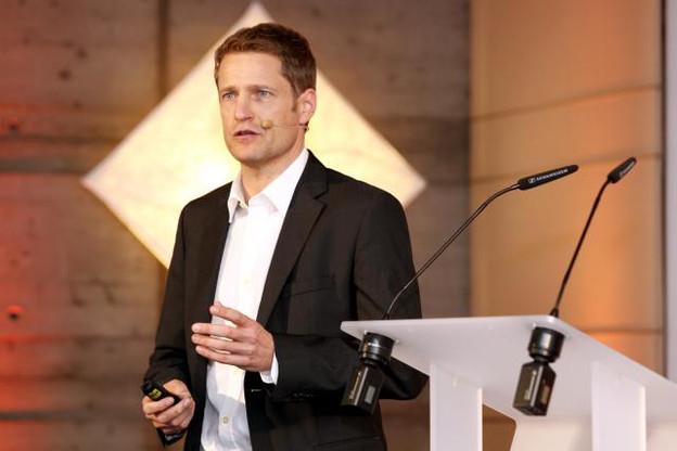 Claude Demuth a pris officiellement ses fonctions de CEO de Lu-Cix le 1er mars. (Photo: archives paperJam)