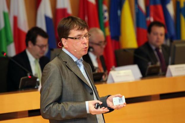 Luc Henzig a fait toute sa carrière au sein de PwC Luxembourg. (Photo: Maison moderne / archives)
