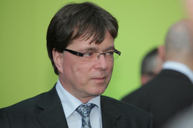 Luc Henzig, 56 ans, relève un nouveau défi à la Chambre de commerce. (Photo: archives paperJam)
