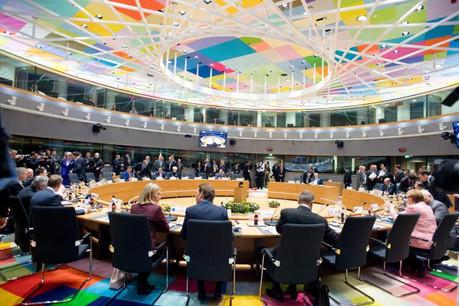 Les dirigeants européens reparleront de la fiscalité des Gafa en juin, après avoir étudié les propositions de la Commission. (Photo: Commission européenne/Services audiovisuels)