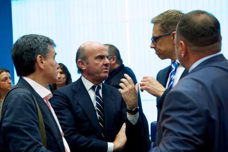 Luis de Guindos devrait devenir vice-président de la Banque centrale européenne à compter du 1er juin. (Photo : Conseil européen)
