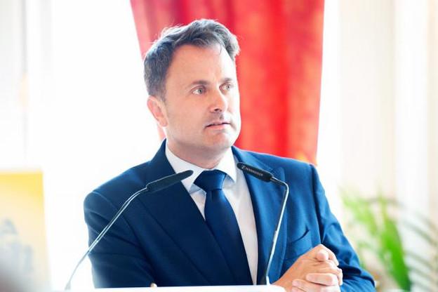 Les propositions sont arrivées sur le bureau du formateur du prochain gouvernement, Xavier Bettel. (Photo: La La La Photo/Archives/Dul/Eriksson)