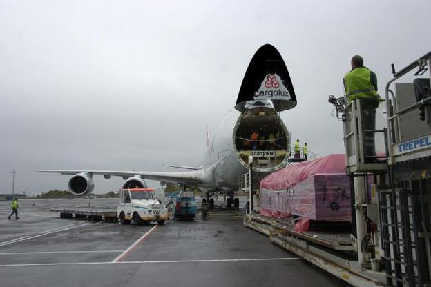 Désireuse d'«adapter son architecture informatique», Cargolux envisagerait de prendre ses distances avec Champ Cargosystems. (Photo: Frédéric Humblet / archives)