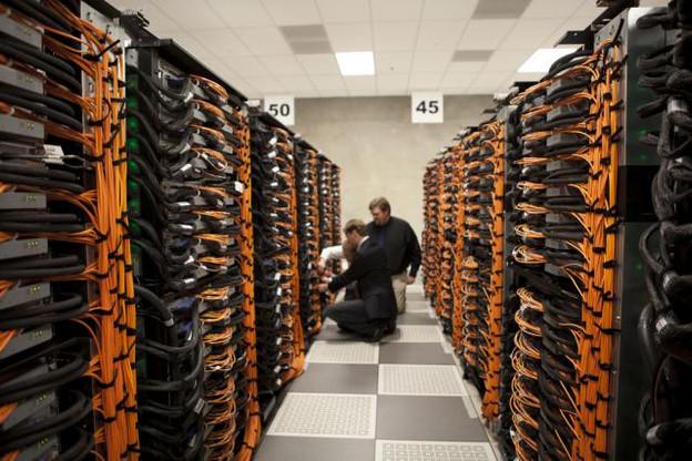 Le supercalculateur du Laboratoire national d'Argonne aux États-Unis. Le pays veut rester dans la course mondiale du «super calcul», comme le montre une directive du président Obama de juillet 2015. (Photo: Licence CC / Wikipédia)